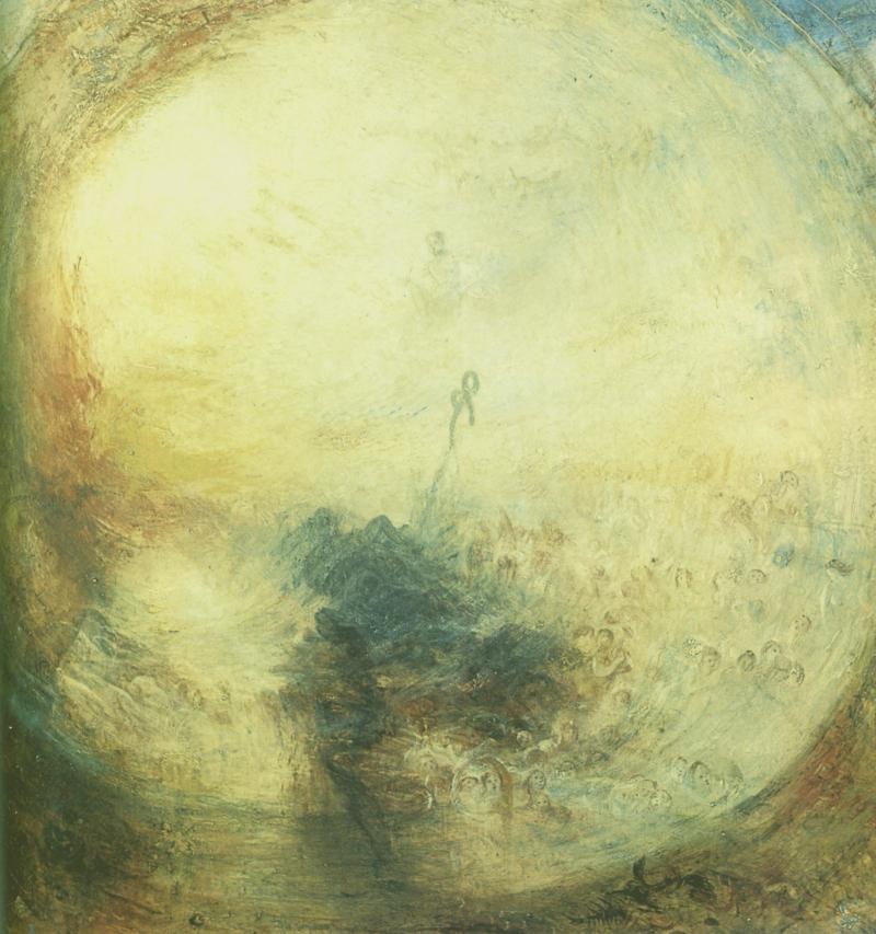 042[amolenuvolette.it]1843 lumière et couleu (la théorie de goethe ) le matin après le déluge moïse écrivant la genèse